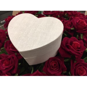 Autumn Gold Unity Heart Cremation Ashes Urn (Adult) - Choice of 3 Colours