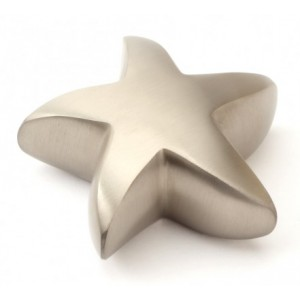 Star Keepsake Pewter (UU430001B) Token Ashes