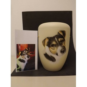 Biodegradable Cremation Ashes Funeral Urn / Casket - PERSONALISED (Custom made to order)