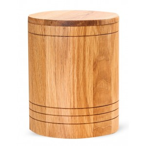 Wild Oak Cremation Ashes Funeral Urn / Casket – THE SLIMLINE