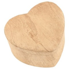 Woodgrain Unity Heart Earthurn (Adult Size) - Natural Offerings