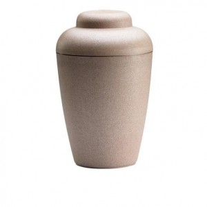 "Biodeagradable ""Nature"" Urn (Natural Stone)"