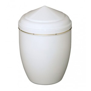 Mandalay Urn (White)