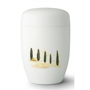 Fall in Leaves – Exclusive Series - Cremation Ashes Urn – TUSCANY