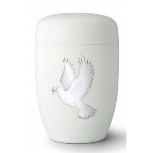Fall in Leaves – Exclusive Series - Cremation Ashes Urn – PEACE